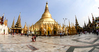 Point of Victory (Auspicious Ground) and the Shwedagon Pagoda