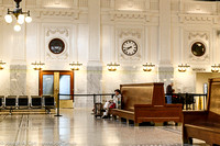 Main waiting hall at Union Station