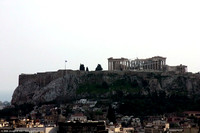 The Acropolis from Strefi Hill