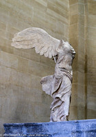 The Winged Victory of Samothrace aka the Nike of Samothrace