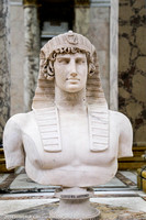 Sign: Portrait d'Antinous en Osiris