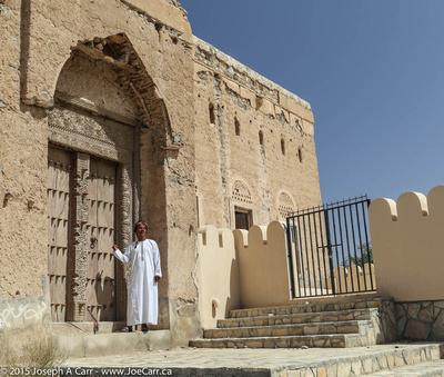 Old wooden doors, Al Mudhaireb