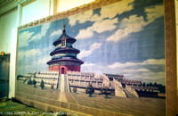 Mural in Chinese pavillion