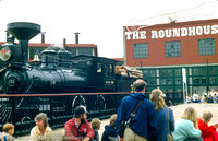 The Roundhouse - CPR engine 374