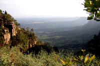 View of the Lowveld and escarpment from God's Window