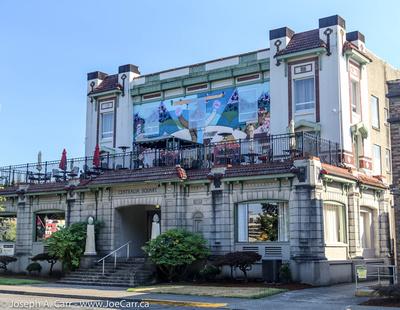 Centralia Square Grand Ballroom & Hotel - links to Centralia slide show