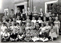 Grade 1 Division 14 class of 1958 - Duncan Elementary School