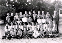Grades 5 & 6 Division 4 class of 1963 - Duncan Elementary School
