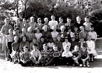 Grade 4 Division 5 class of 1961 - Duncan Elementary School