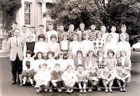 Grade 7 Division 2 class of 1964 - Duncan Elementary School