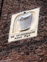 House marking: De Spukermand, Anno 1695