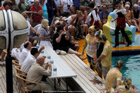 King Neptune ceremony