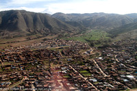 Cusco Valley and surrounding hills