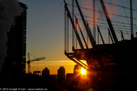 Sunrise & Vancouver Stadium superstructure