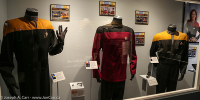 JoeTourist: Trekcetera &emdash; Star Trek artifacts