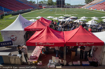 JoeTourist: Calgary &emdash; Stampede breakfast