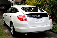 Joe's 2010 Honda Accord Crosstour - back quarter view