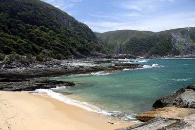 JoeTourist: Eastern Cape Province &emdash; Sandy beach