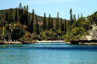 Baie de Kanamera, Kuto, Ile des Pins, New Caledonia