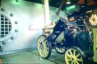 The Roundhouse - 'Rocket' steam car