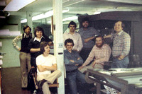 Photogrammetry Team 'B' photo (circa 1977)