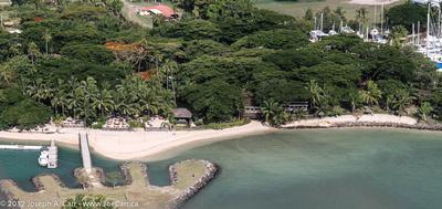 JoeTourist: Lautoka & Nadi &emdash; Left Foot Island at First Landing Resort